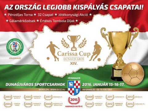 XIV. Carissa Foci Kupa