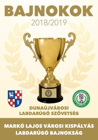 DLSZ 2018/2019 Bajnokai