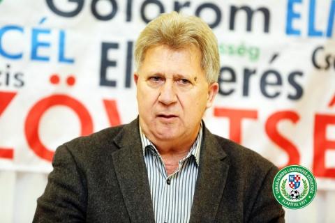 Gombos István Dunaújváros Alpolgármestere