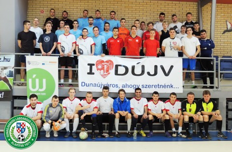 Ifjúsági Futsal Kupa 2014