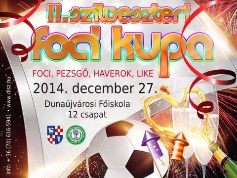 II. Szilveszteri kupa DLSZ 2014