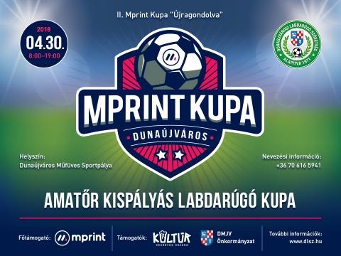 """II. Mprint Kupa """"Újragondolva"""""""