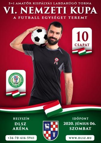 VI. Nemzeti Kupa – A sport összeköt!