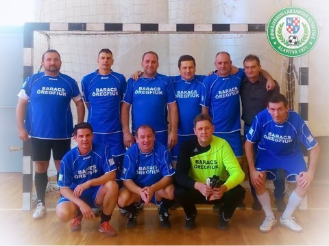 Baracs SE Senior kupa DLSZ 2015