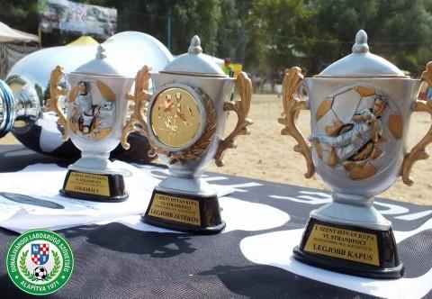 VI. Strandfoci kupa 2013