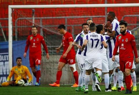 Dunaújváros - Újpest FC