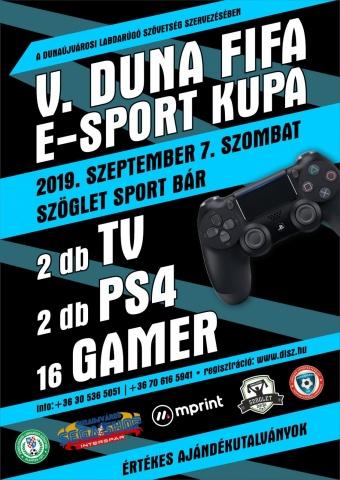 V. Duna FIFA E-Sport Kupa