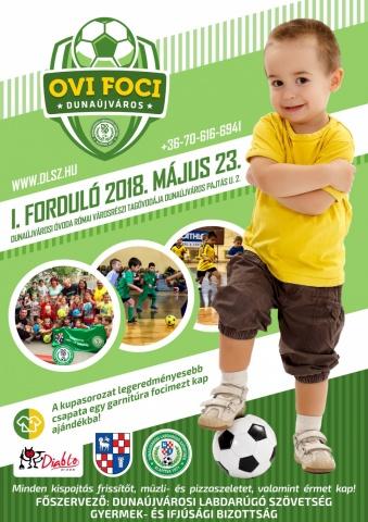 Dunaújvárosi Ovi Foci Kupa 2018.