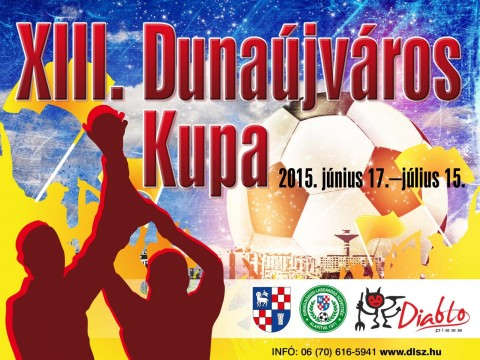 XIII. Dunaújváros Kupa 2015