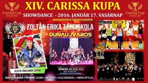 Zoltán Erika Tánciskola Showdance
