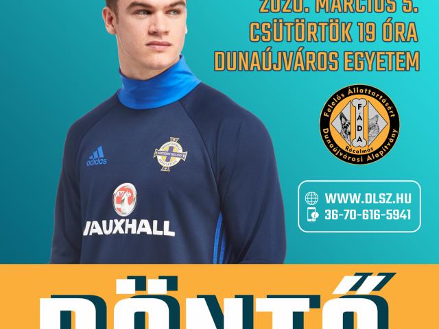 VI. Amatőr Dunaújvárosi Futsal Bajnokság Döntő Mérkőzés 2019/2020