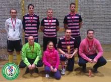 Fanatic DLSZ kispályás foci csapat 2013