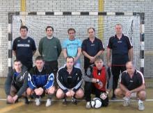 Hungária DLSZ kispályás labdarúgó csapa 2012