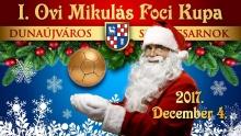 Embedded thumbnail for I. Ovi Mikulás Foci Kupa Dunaújváros