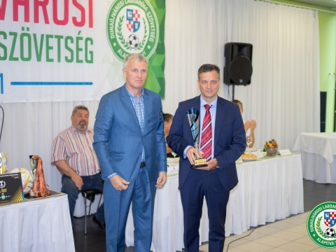 Kovács József DLSZ Tisztelet díj 2018