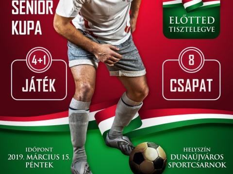 XI. Miklós István Acerbis Senior Foci Kupa