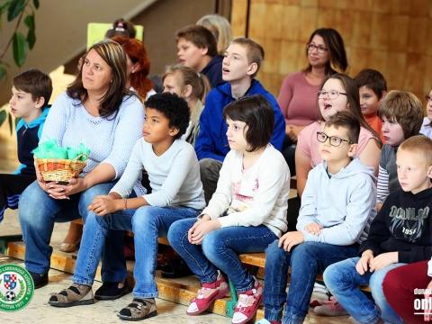 Terápiás szoba a gyerekek számára