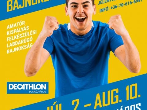 VII. Decathlon Nyári Kispályás Foci Bajnokság