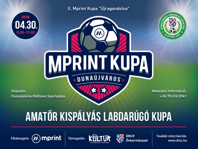 II. Mprint Kupa Dunaújváros
