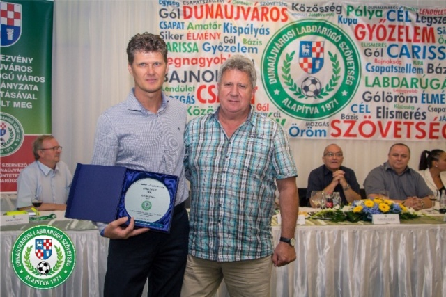 Jurinka Zoltán labdarúgó