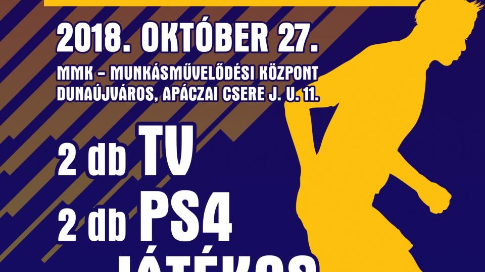 Duna FIFA 2019 e-Sport Kupa Dunaújváros