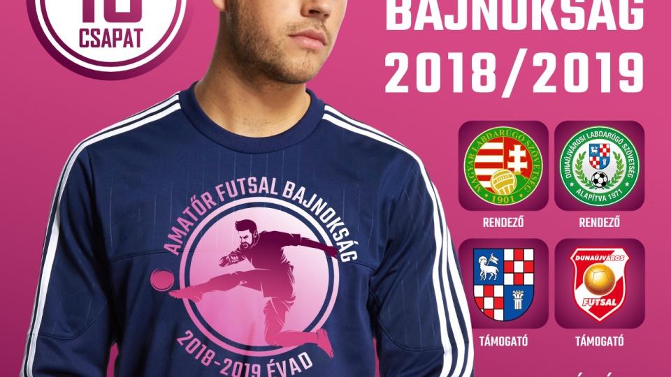 V. Futsal Bajnokság Dunaújvárosban