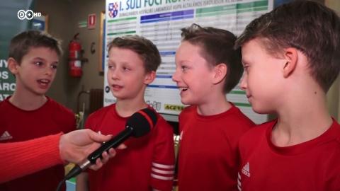 Embedded thumbnail for II. Forduló Suli Foci Kupa (II. és III. Csoport) 2018/2019. évad