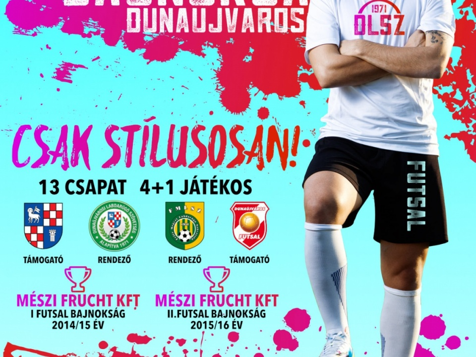 III. Futsal Bajnokság Dunaújváros
