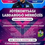 Dárdai Hertha Team vs Dunaújváros Team