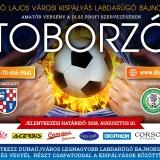 Jelentkezz a 2018/2019. Markó Lajos Kispályás Labdarúgó Bajnokságba
