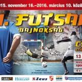2. Futsal Bajnokság Dunaújvárosban