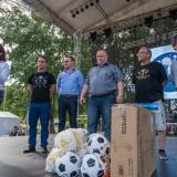 Dunaújvárosi Labdarúgó Szövetség újabb jótékonysági akciója