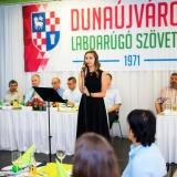 Ünnepélyes Díjátadó Ünnepség Dunaújváros DLSZ 2018
