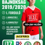 I. Forduló Suli Foci Bajnokság